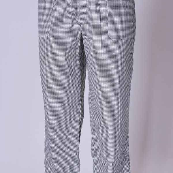 Pantalone Unisex Elastico Vita e Zip Davanti
