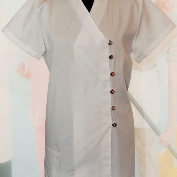 Casacca kimono abbottonatura lato