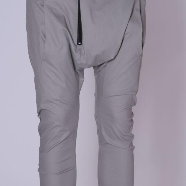 pantalone uomo cavallo basso, casual